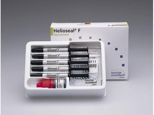 HELIOSEAL F KIT 5X1.25GR.+ACC