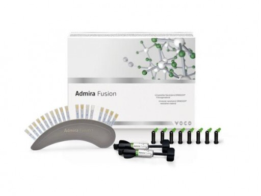 ADMIRA FUSION CAPSULAS SET + BOND 75x0.2gr. 2780