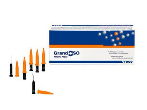 GRANDIO SO HEAVY FLOW CAPS 16X0,25GR.