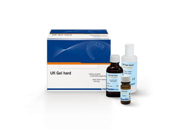 UFIGEL HARD LIQUIDO 40ml.