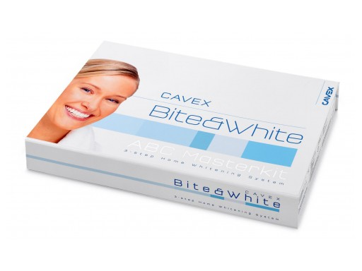 BLANQUEAMIENTO BITE AND WHITE CAVEX 16%