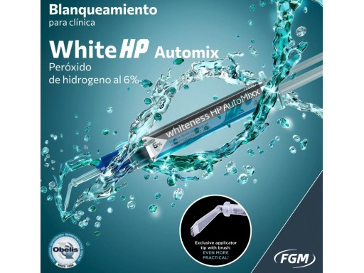 BLANQUEAMIENTO WHITENESS HP AUTOMIX 6% FGM
