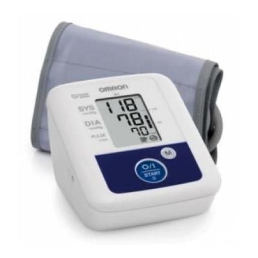 Monitor de tensión arterial digital automático de brazo Omron M2