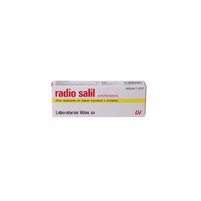 Radio Salil antiinflamatiorio crema 60 g