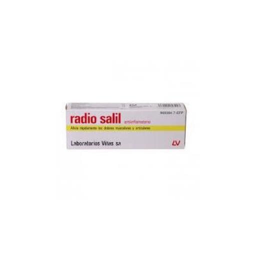 Radio Salil antiinflamatiorio crema 60 g [0]