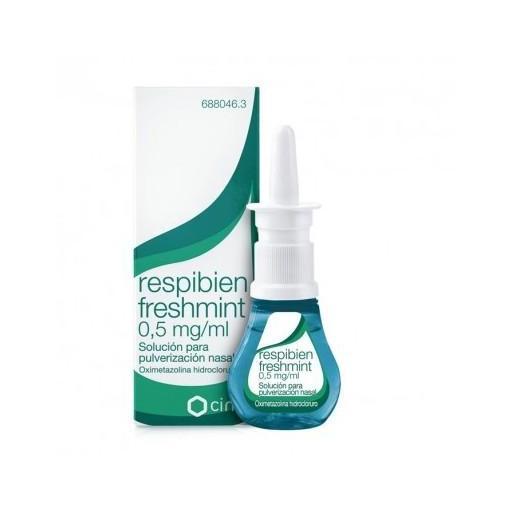 Respibien freshmint 0,5 mg/mL Cinfa