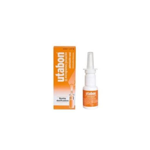Utabon 0,5 mg/mL solución para pulverización nasal con bomba dosificadora