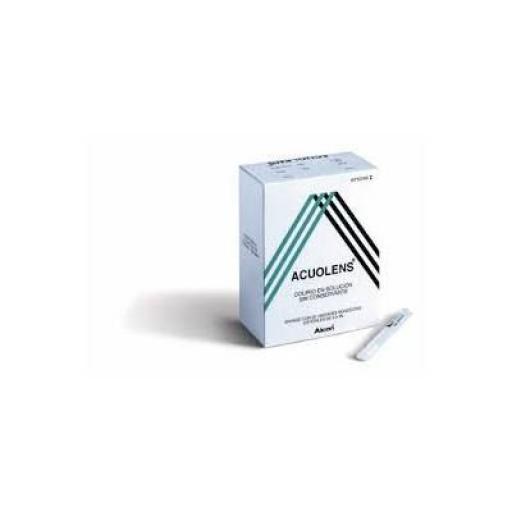 Acuolens monodosis 30 unidades