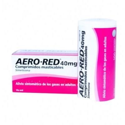 Aero Red comprimidos masticables