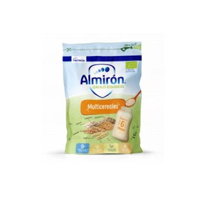 Almirón Cereales Ecológicos Multicereales 200 g