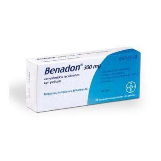 Benadon 300 mg 20 comprimidos [0]