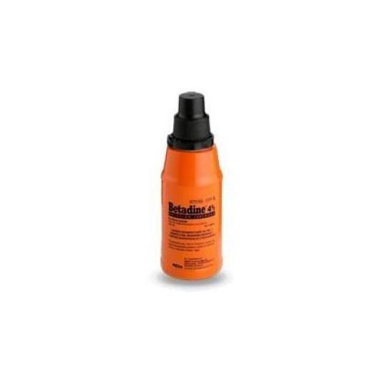 Betadine 4% solución jabonosa 125 mL [0]