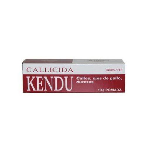 Callicida Kendu 500 mg/g pomada 10 g [0]