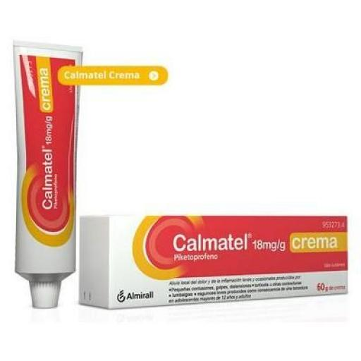 Calmatel 18 mg/g crema 60 g [0]