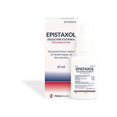 Epistaxol solución cutánea 30 mL