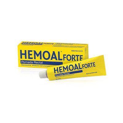 Hemoal Forte Pomada Rectal