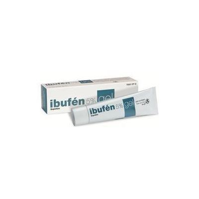 Ibufén 50 mg/g gel 50 g