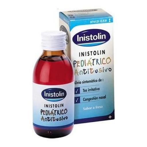 Inistolin pediátrico antitusivo 120 mL [0]