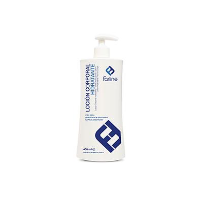 Loción Corporal Hidratante Farline 400 mL [0]