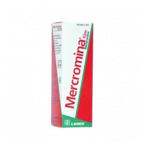 Mercromina Film solución 30 mL