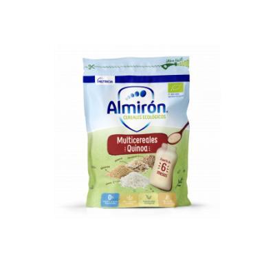 Almirón Cereales Ecológicos Multicereales Quinoa 200 g