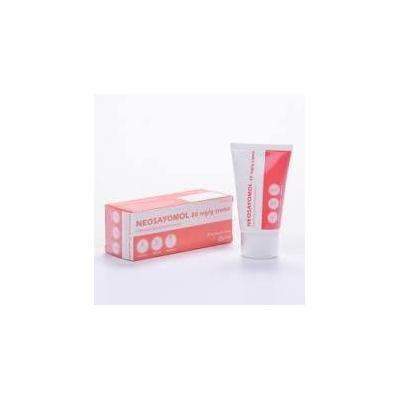 Neosayomol 20 mg/g crema 30 g