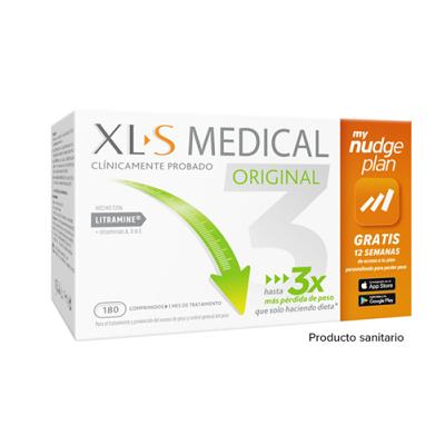 XLS MEDICAL Original 180 comprimidos [0]