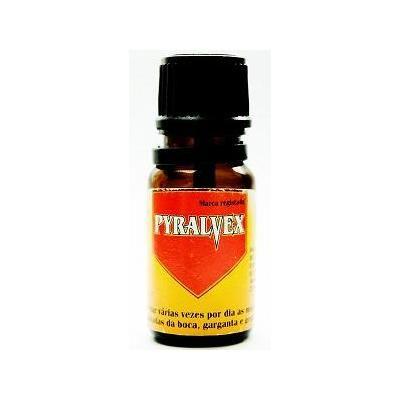 Pyralvex solución bucal 10 mL