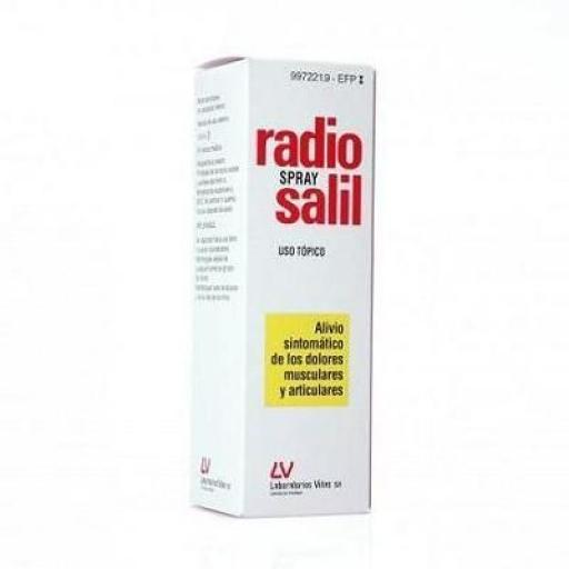 Radio Salil Spray 130 mL [0]