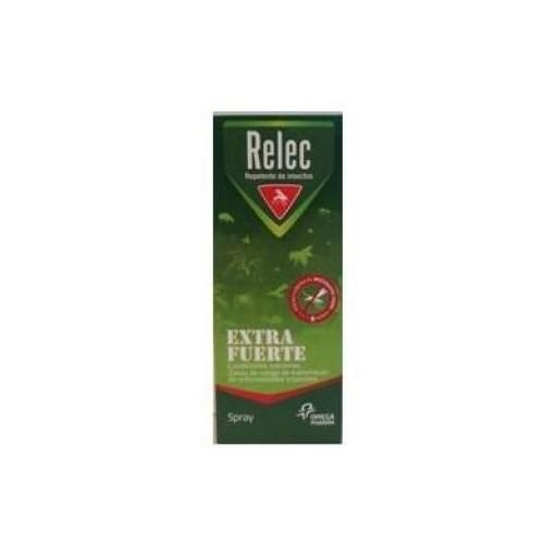 Repelente de mosquitos extra fuerte Relec spray 75 mL