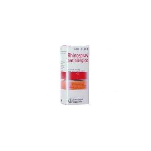 Rhinospray antialérgico 12 mL
