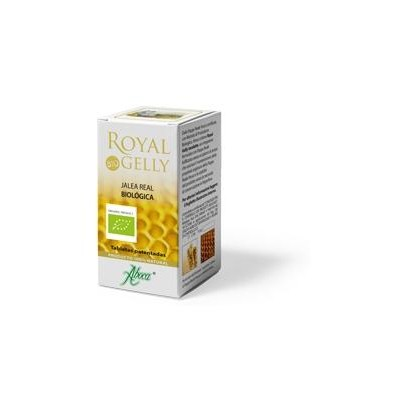 Royal Gelly Jalea Real Biológica 40 tabletas