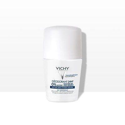 Desodorante 24 horas tacto seco sin sales de aluminio Vichy