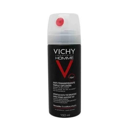 Anti Transpirante Triple Difusión 72 Horas Hombre Vichy