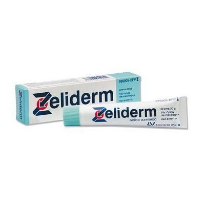 Zeliderm crema 30 g
