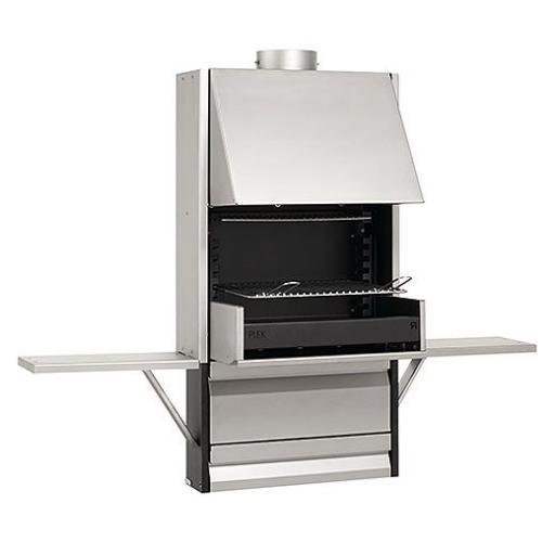 Barbacoa diseño plegable PLEK 66 INOX