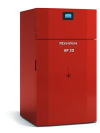 CALDERA PELLET EXTRAFLAME HP30  33.9 KW SEMIAUTOMATICA