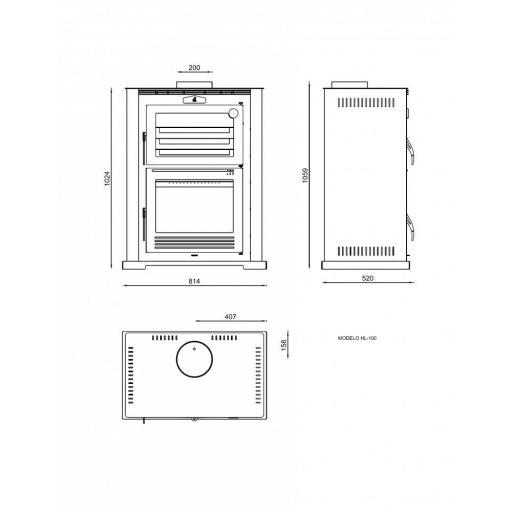 Horno HL-100 [2]