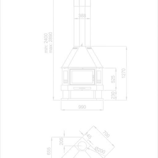 Chimenea LORCA-R [1]