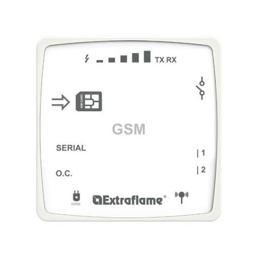Modulo remoto gsm