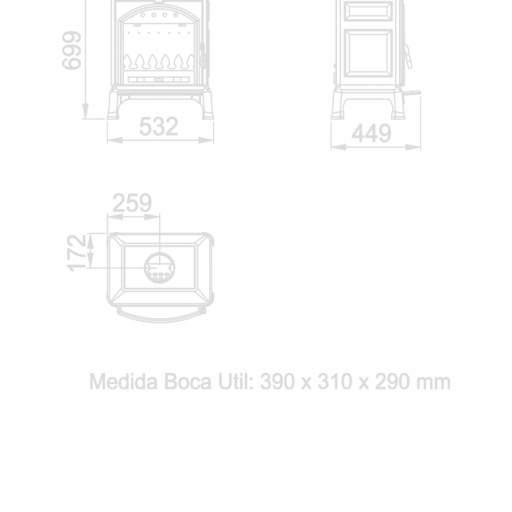 Estufa ORDESA 10 KW [1]