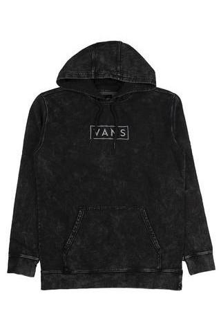 SUDADERA VANS EASY WASH PO - BLACK [0]