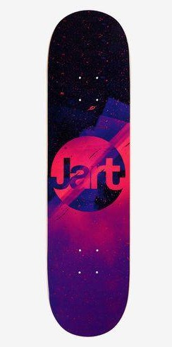TABLA SKATE JART COLLECTIVE 8.0''