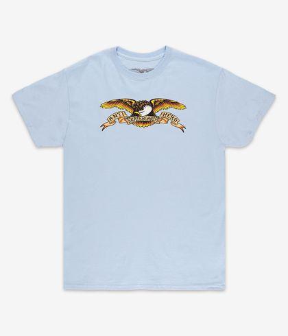 CAMISETA ANTI HERO EAGLE - POWDER BLUE