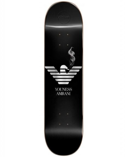 TABLA SKATE ALMOST YURI RUNWAY R7 8.25 - YOUNESS AMRANI