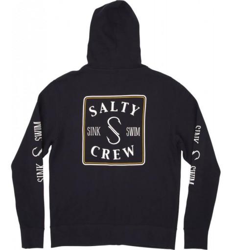 SUDADERA SALTY CREW SQUARED UP - NAVY [1]
