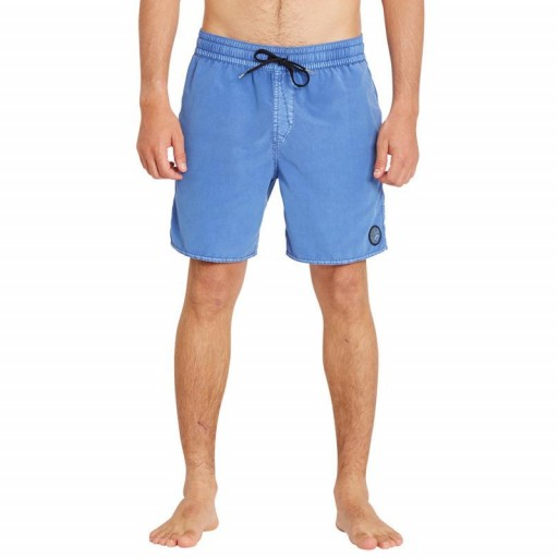 BAÑADOR VOLCOM CENTER TRUNK 17¨ -  BALLPOINT BLUE