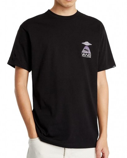 CAMISETA VANS AREA 66 SS - BLACK