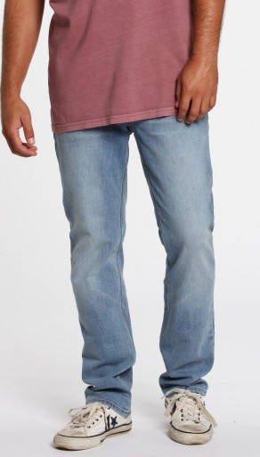 PANTALÓN VOLCOM SOLVER DENIM 16'' - LIGHT WICKED BLUE