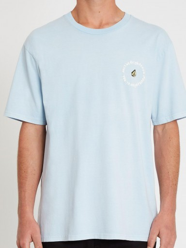 CAMISETA VOLCOM OZZY WRONG-AETHER BLUE